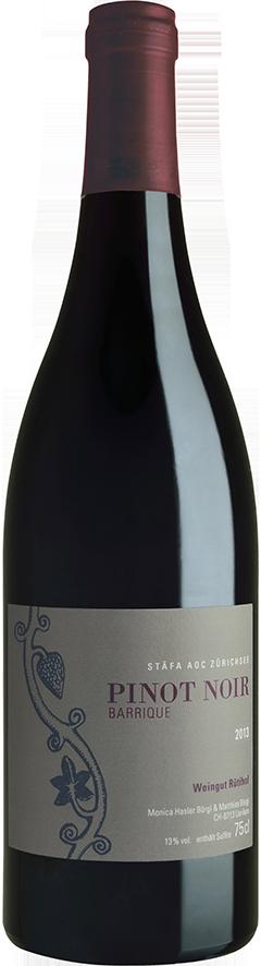 Weingut Rütihof – Pinot Noir Barrique