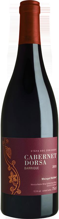 Weingut Rütihof – Cabernet Dorsa